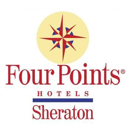 free vector Four points hotels sheraton