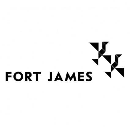 free vector Fort james