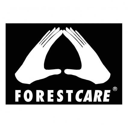 free vector Forest care