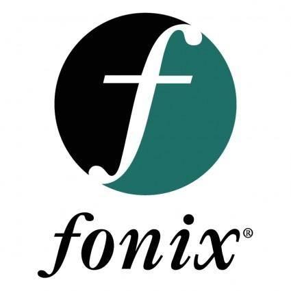free vector Fonix