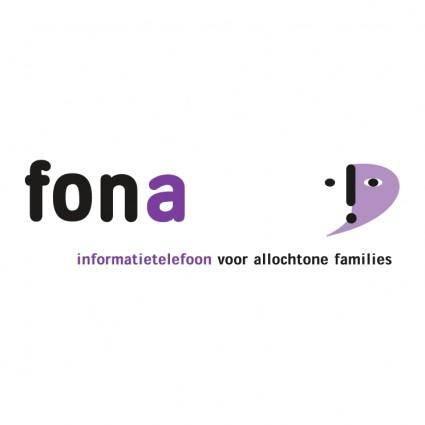 free vector Fona