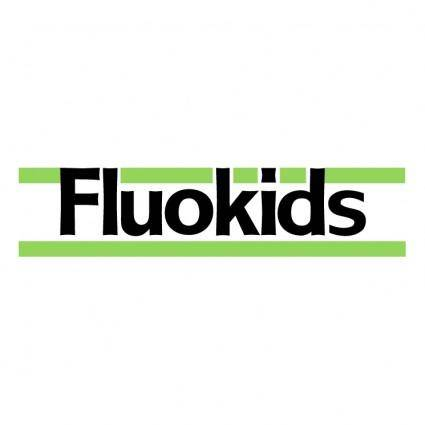 free vector Fluokids