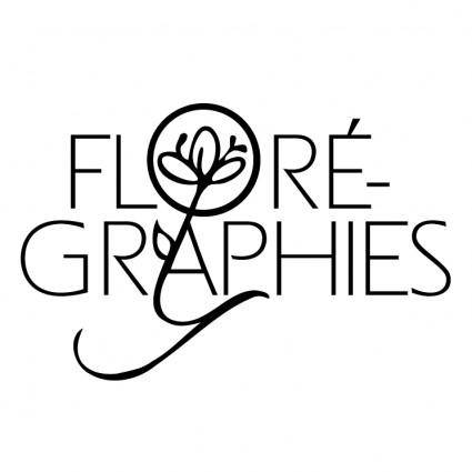 free vector Floregraphies