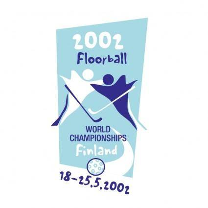 free vector Floorball 2002