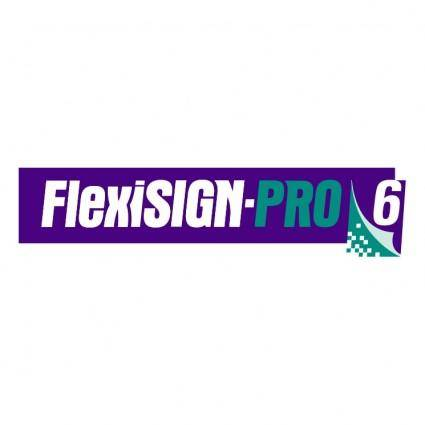 free vector Flexisign pro 6