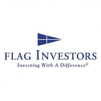 free vector Flag investors
