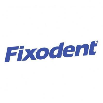 free vector Fixodent