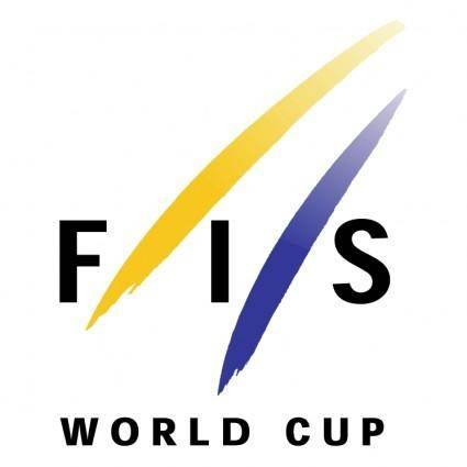 free vector Fis world cup