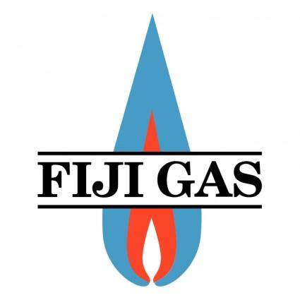 free vector Fiji gas