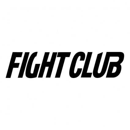 free vector Fight club