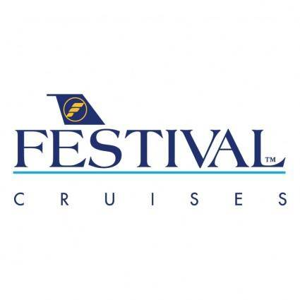 free vector Festival cruises