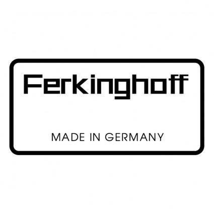 free vector Ferkinghoff