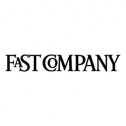 free vector Fast company