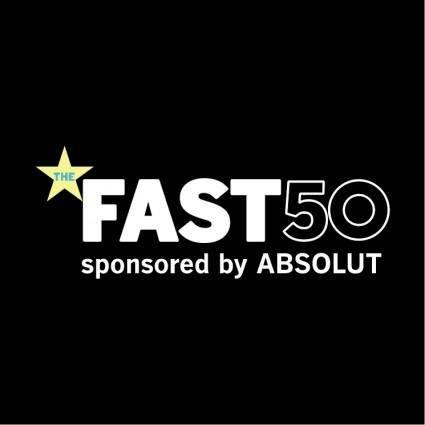 Fast 50 0
