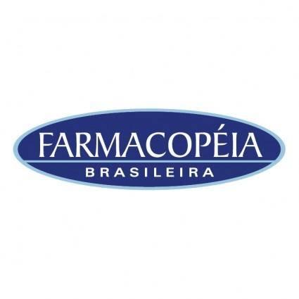 Farmacopeia brasileira 1