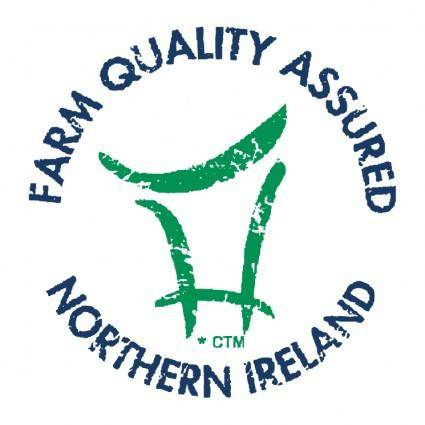 free vector Farm quality assured northern ireland