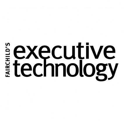 Fairchilds executive technology 0