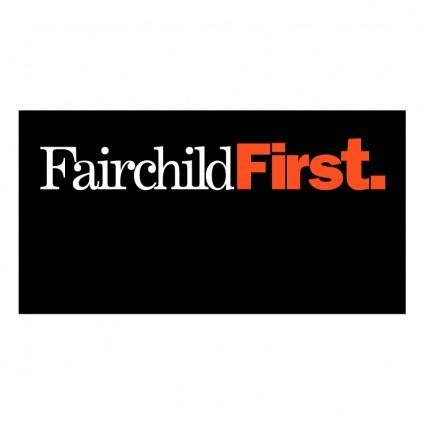 Fairchild first