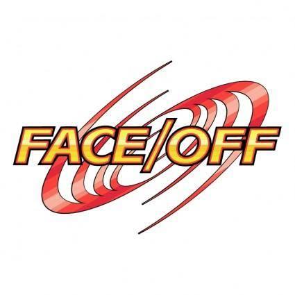 free vector Faceoff