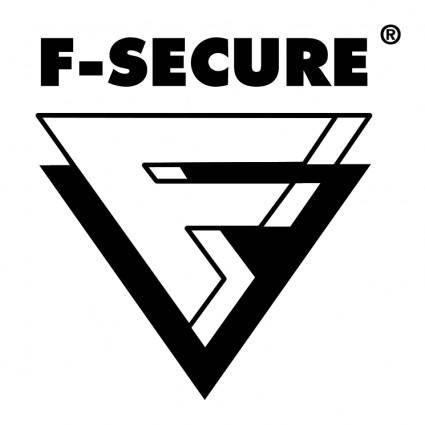 free vector F secure 0