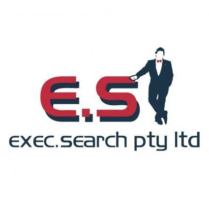 free vector Exec search pty ltd