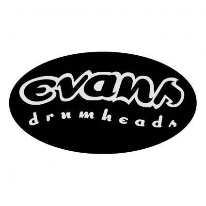 free vector Evans drumheads