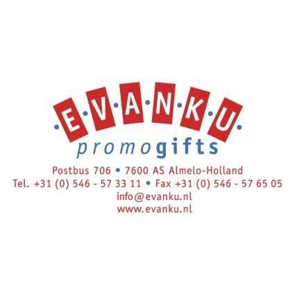 free vector Evanku promogifts