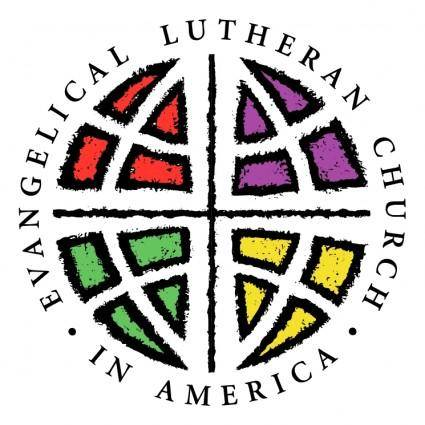 free vector Evangelical lutheran church in america