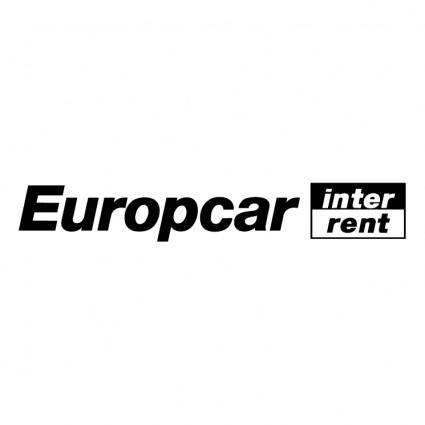 free vector Europcar 1