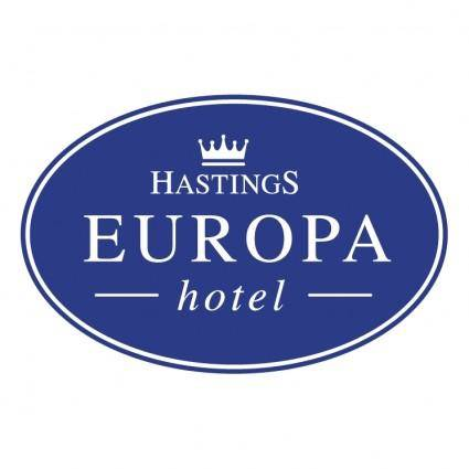 free vector Europa hotel