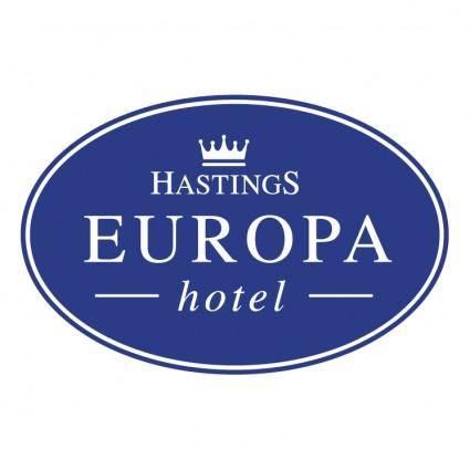 free vector Europa hotel