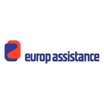 free vector Europ assistance 0