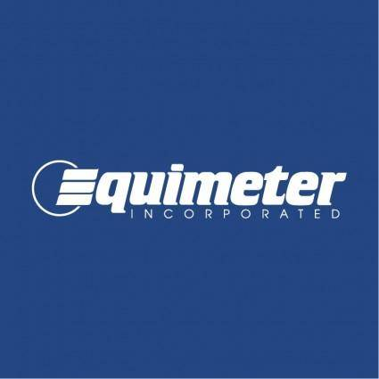 Equimeter incorporated
