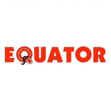 Equator post