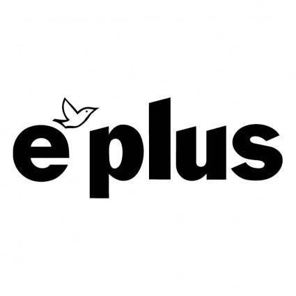 free vector Eplus