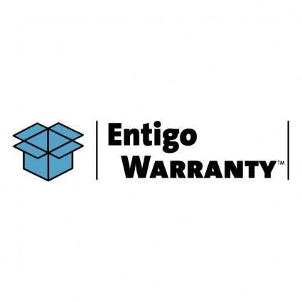 free vector Entigo warranty