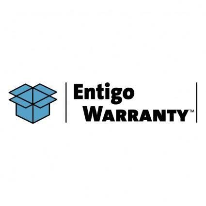 Entigo warranty