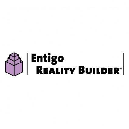 free vector Entigo realty builder