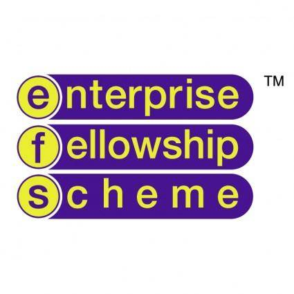 Enterprise fellowship scheme