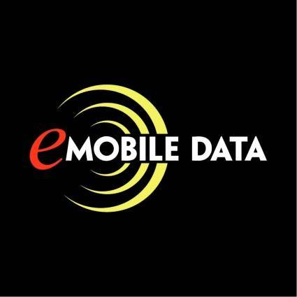 free vector Emobile data