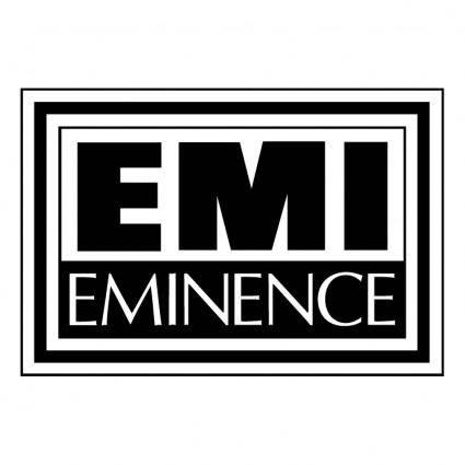 Emi eminence