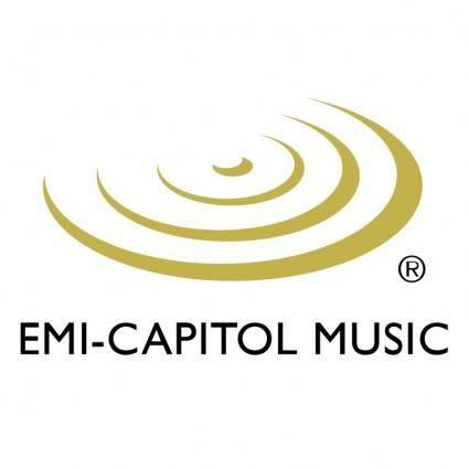 free vector Emi capitol music