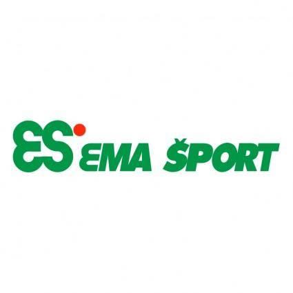 free vector Ema sport
