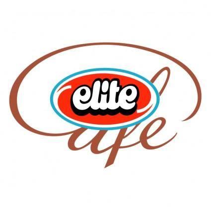 free vector Elite cafe