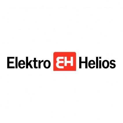 free vector Elektro helios