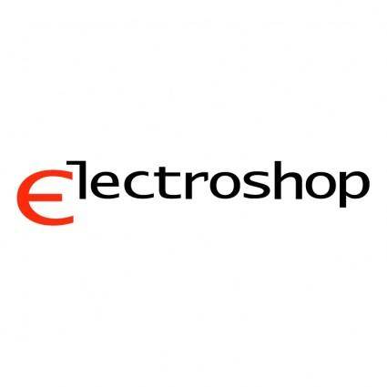free vector Electroshop