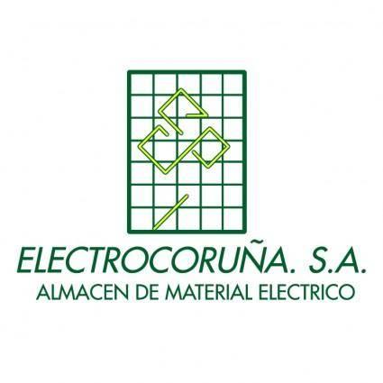free vector Electrocoruna