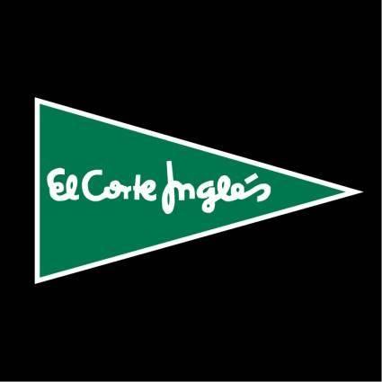 free vector El corte ingles 0