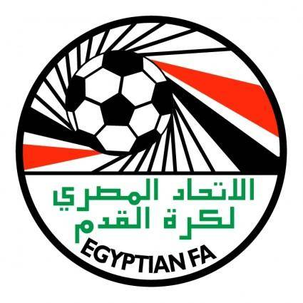 free vector Egyptian football association