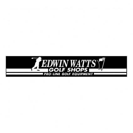 Edwin watts golf shop 0